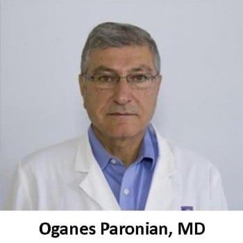 Dr. Oganes Paronian MD
