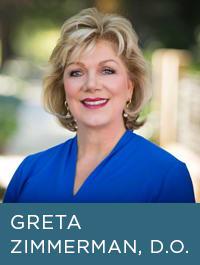 Dr. Greta C Zimmerman DO