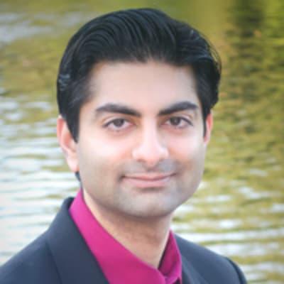 Dr. Sarath V Krishnan MD