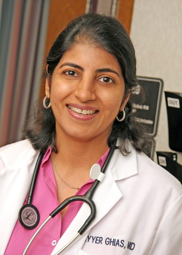 Dr. Nayyer Ghias MD