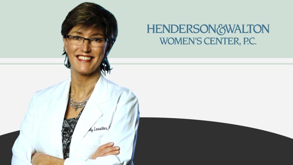Dr. Cynthia L Lassiter MD