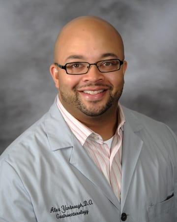 Dr. Alex A Yarbrough DO