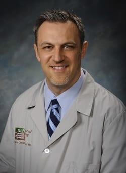 Dr. Nikos G Christopoulos MD