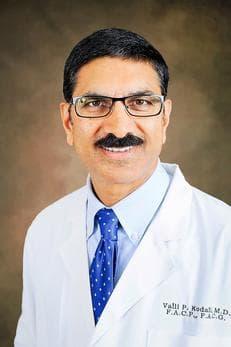 Dr. Valli P Kodali, MD, FACP, FACG, AGAF