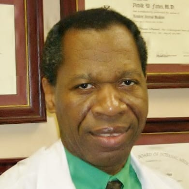 Dr. Neville W Forbes MD