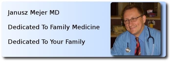 Dr. Janusz A Mejer MD