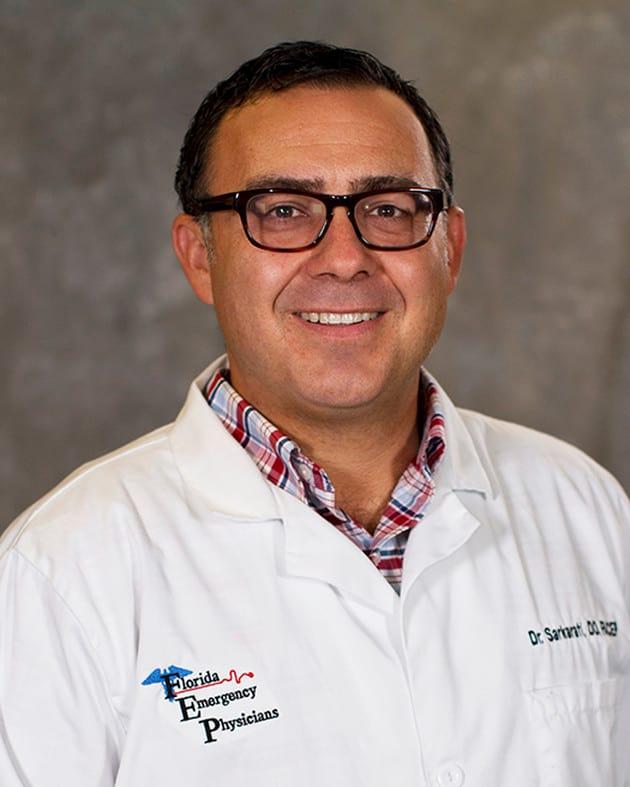 Dr. David D Sarkarati DO