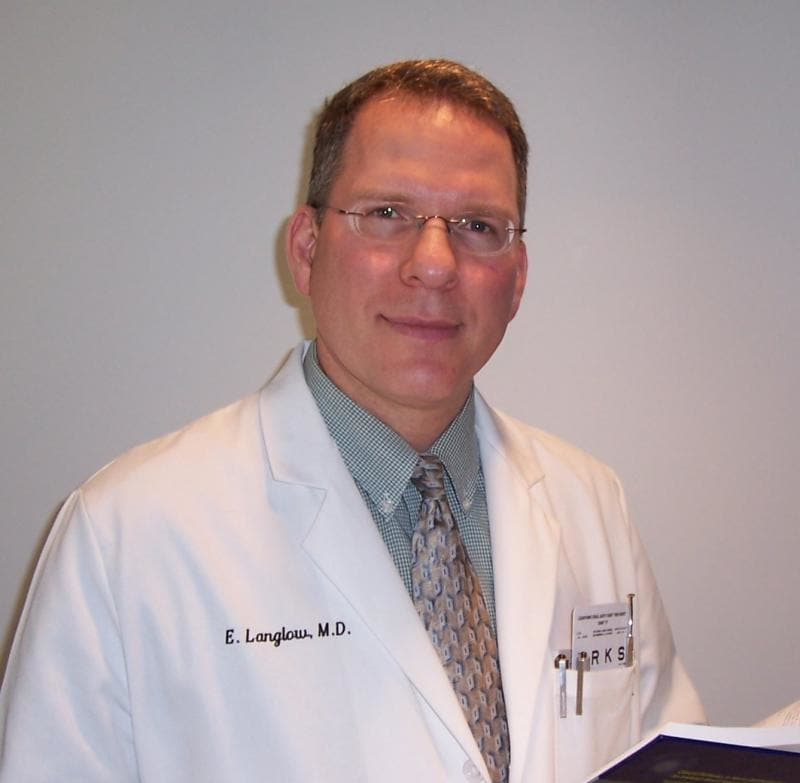 Dr. Edward P Langlow MD