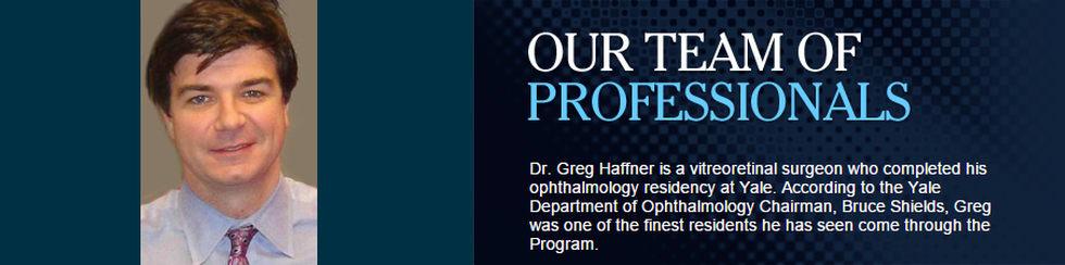 Dr. Gregory M Haffner MD