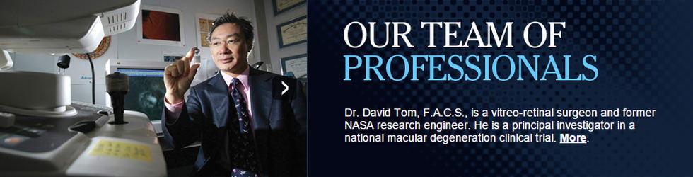 Dr. David Tom MD