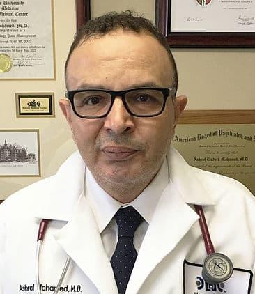 Dr. Ashraf E Mohamed MD