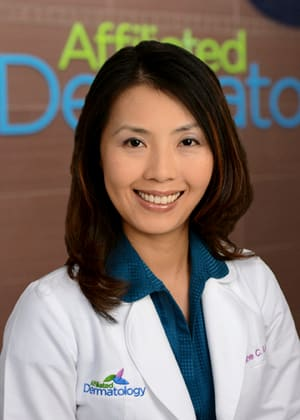 Christine C Lin