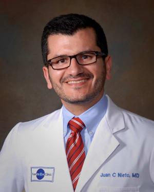 Juan C Nieto, MD Ophthalmology