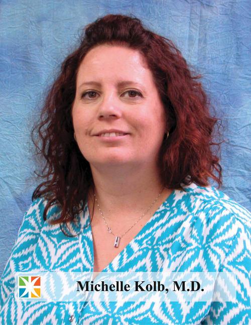 Dr. Michelle E Kolb MD