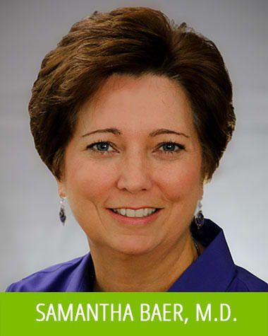 Dr. Samantha D Baer MD