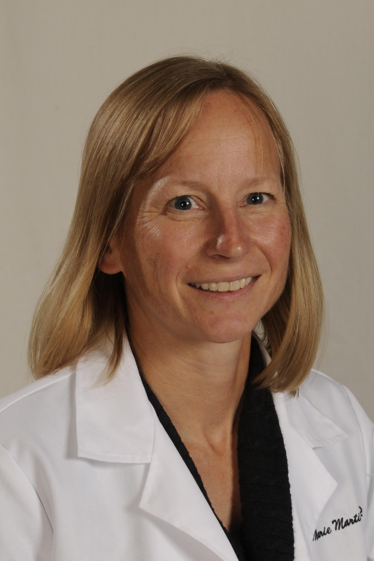 Dr. Ann M Martinek MD