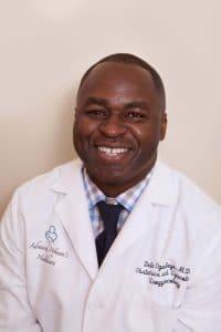 Dr. Bamidele A Ogunleye MD
