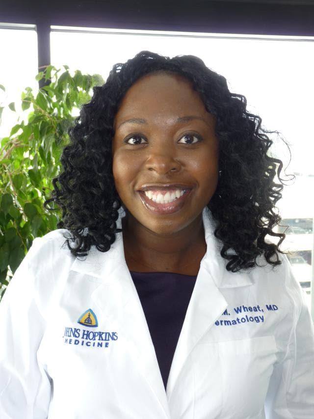 Dr  Chikoti M Wheat MD Locations   Glen Burnie, MD   Vitals com