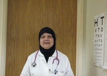 Dr. Shaheen A Khan MD
