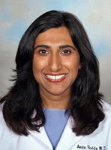 Dr. Anita Reddy MD