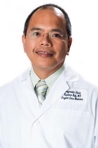 Dr. Rizalino M Rafi MD