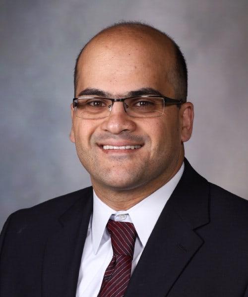 Barham Abudayyeh MD