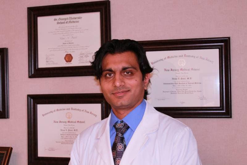 Dr. Nirav N Patel MD