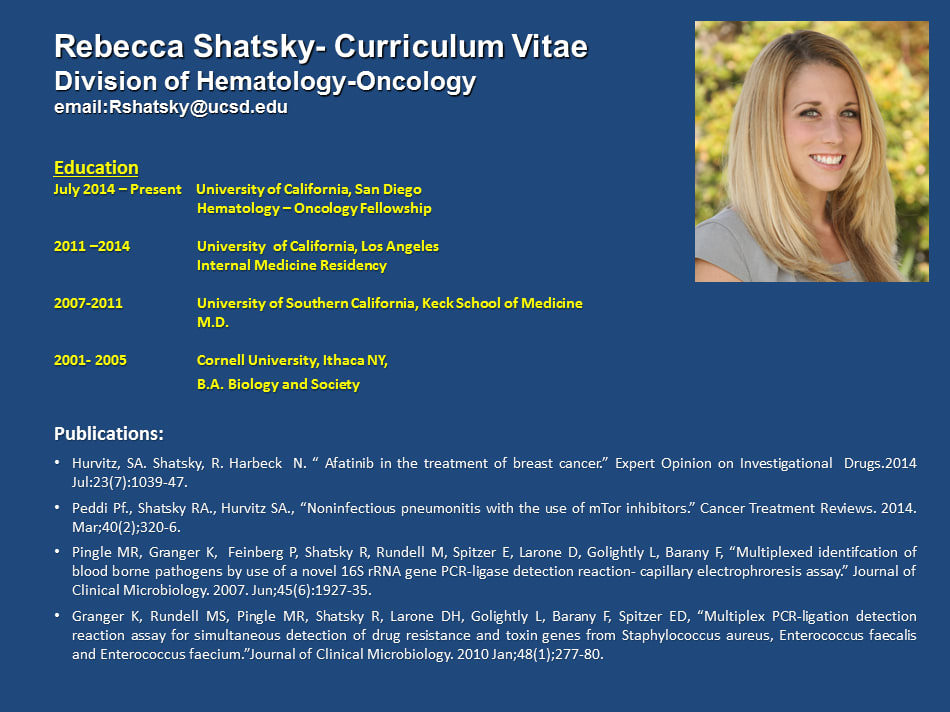 Appointments and Hours of Operation for Dr  Rebecca Shatsky