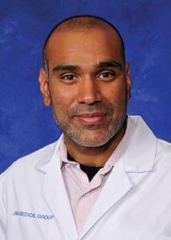 Dr. Roshan K Patel MD