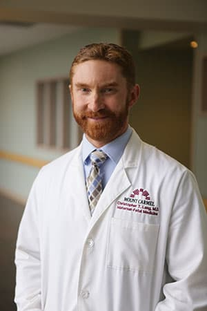 Dr. Christopher T Lang MD
