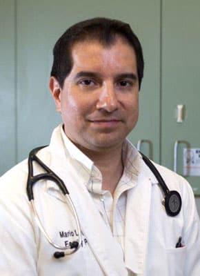 Mario Ceja, MD Critical Care Medicine