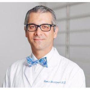 Dr. Ramin M Roohipour MD