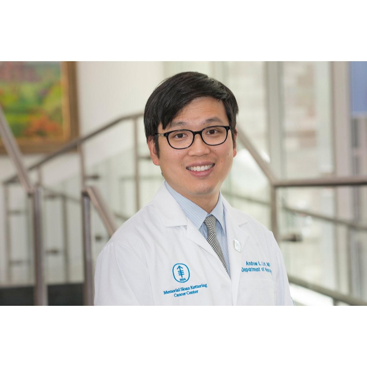 Andrew Lin, Memorial Sloan Kettering Cancer Center