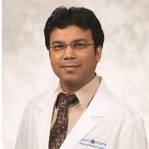 Dr. Rushabh A Shah MD