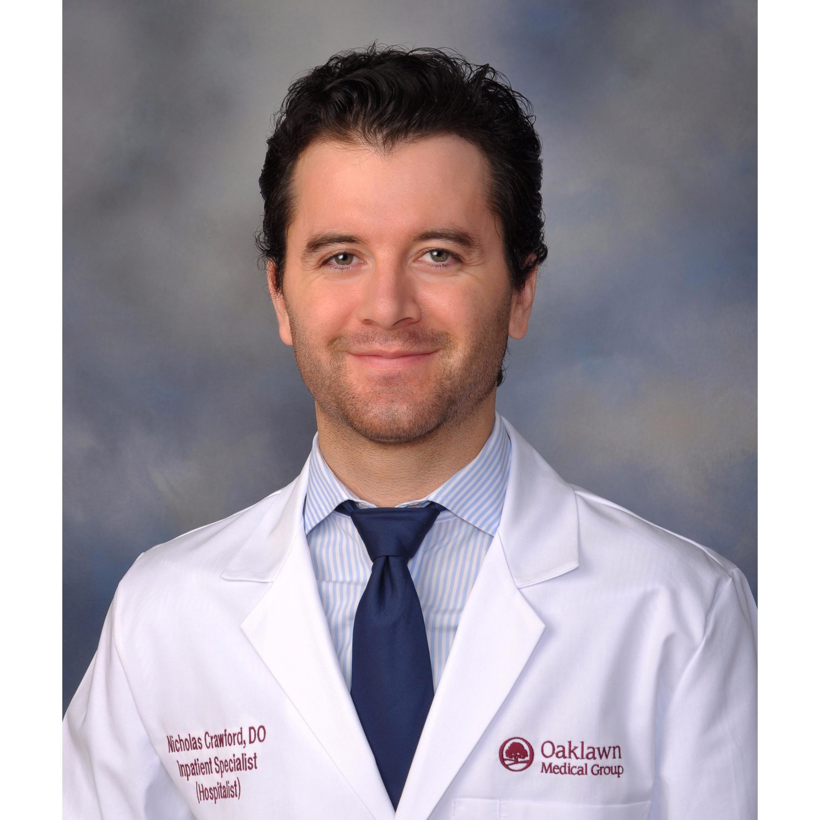 Dr. Nicholas A Crawford DO